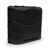 Heavy Duty Plastic with cover on top to access gas valves on tanks