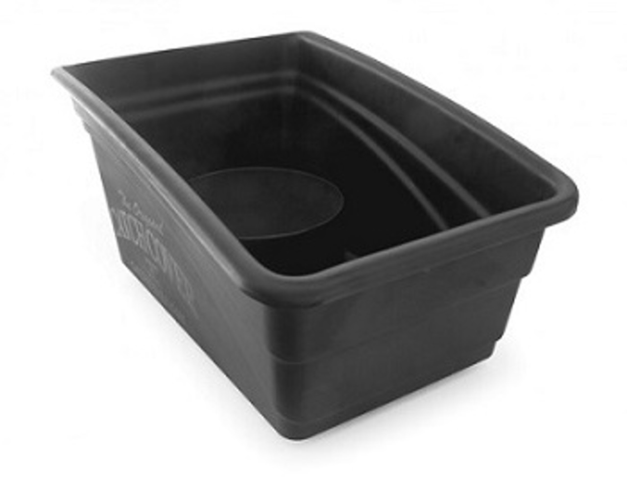 Catch Cover Slush Buckets Keeps your Ice Fishing House floors clean and dry