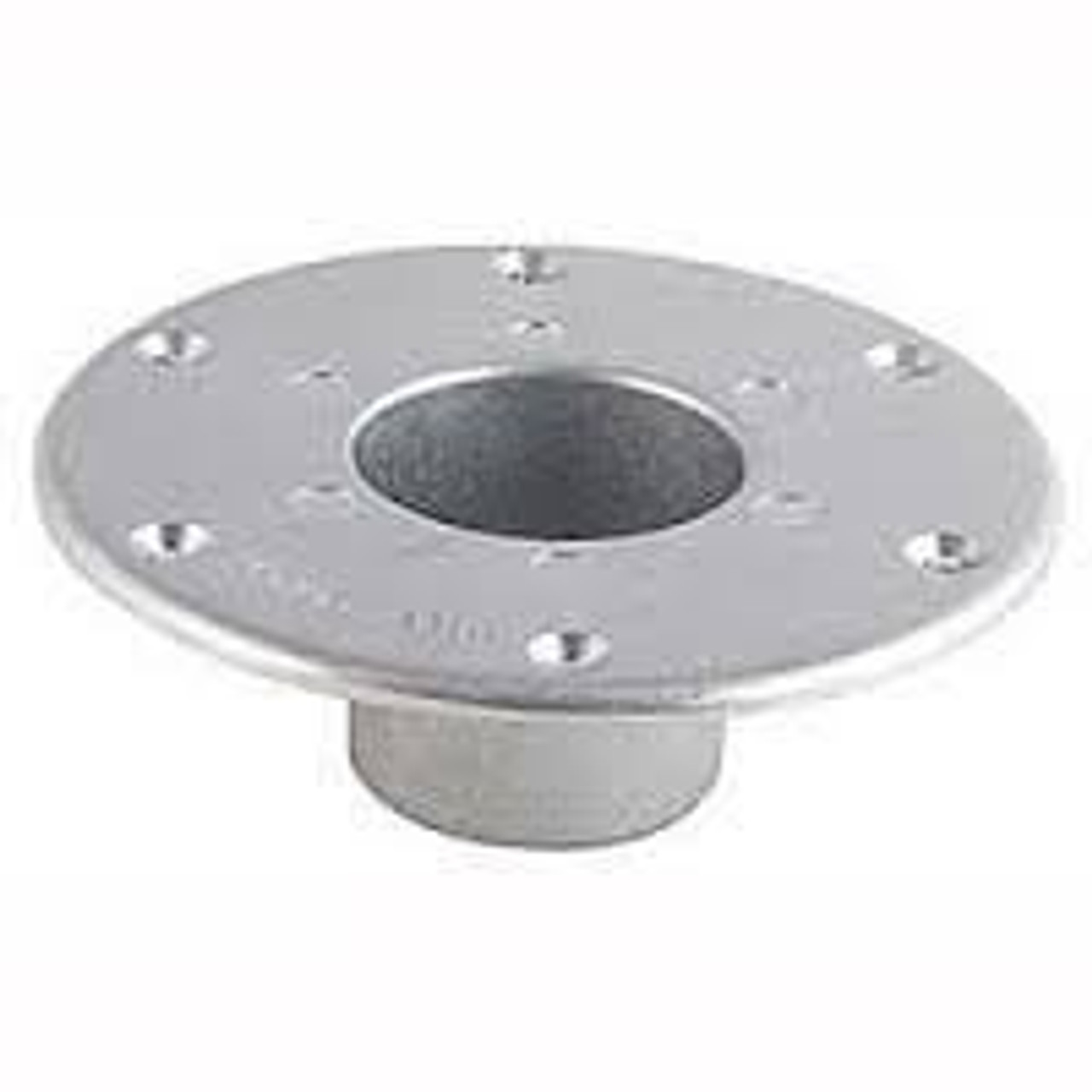 Flush Mount Base for mounting into floor