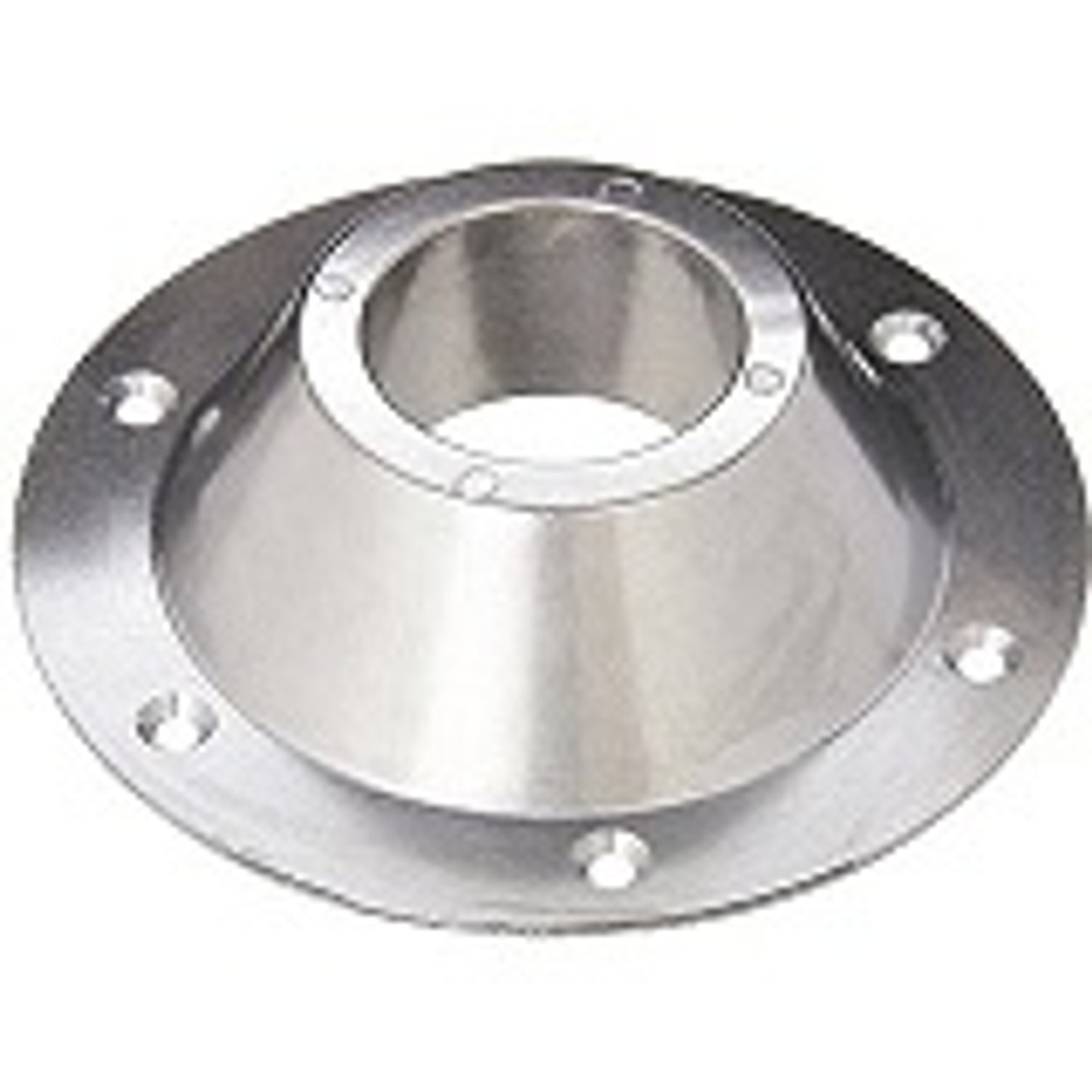 Surface Mount Base mounts on top of floor or under tables