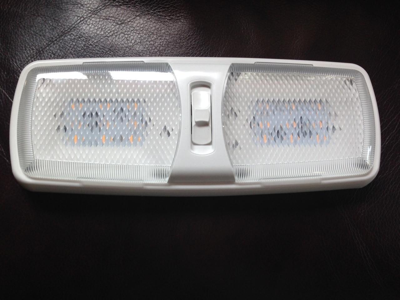 12 Volt Double LED Low-Profile  3 PACK SPECIAL