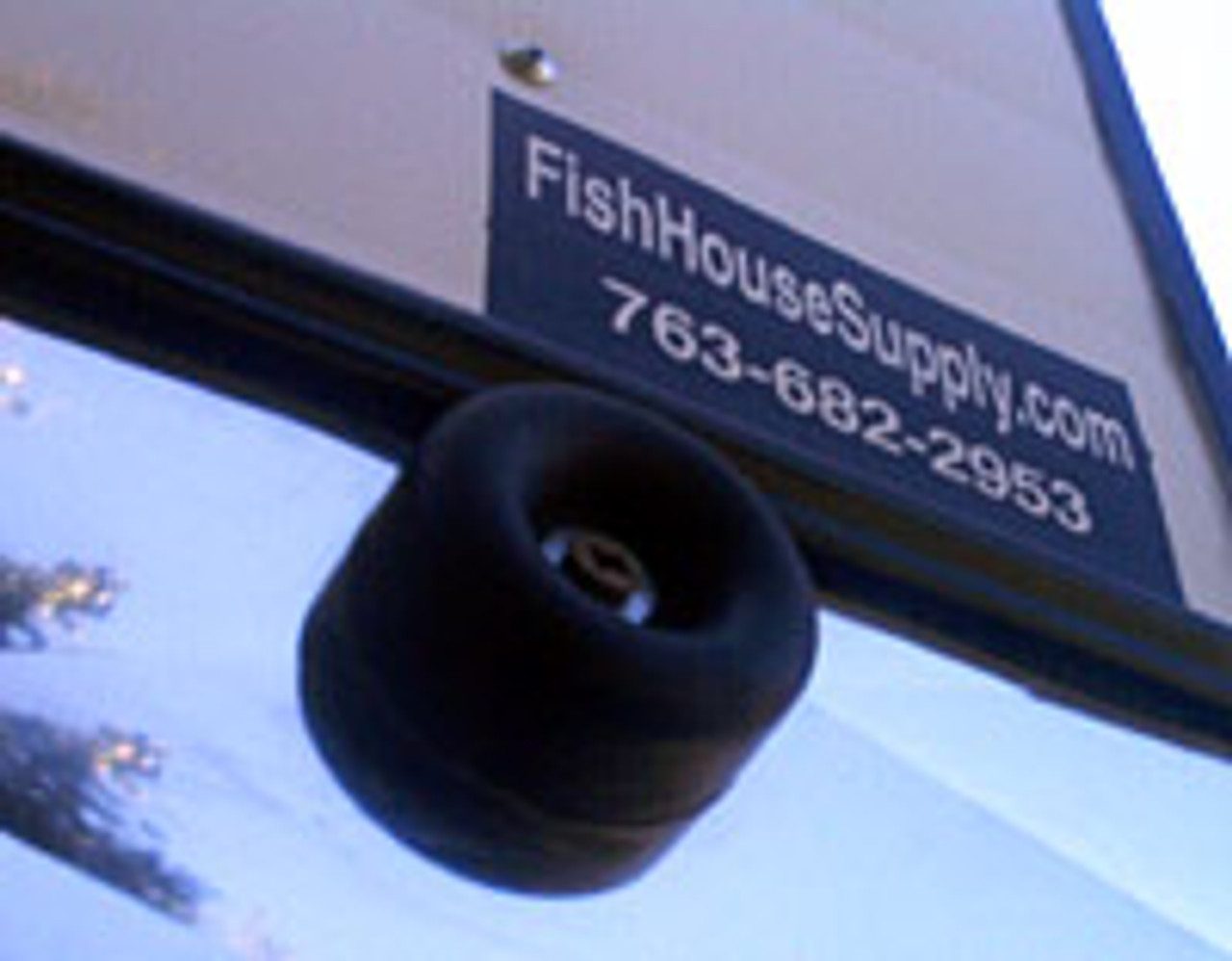 Fish House Door Bumpers