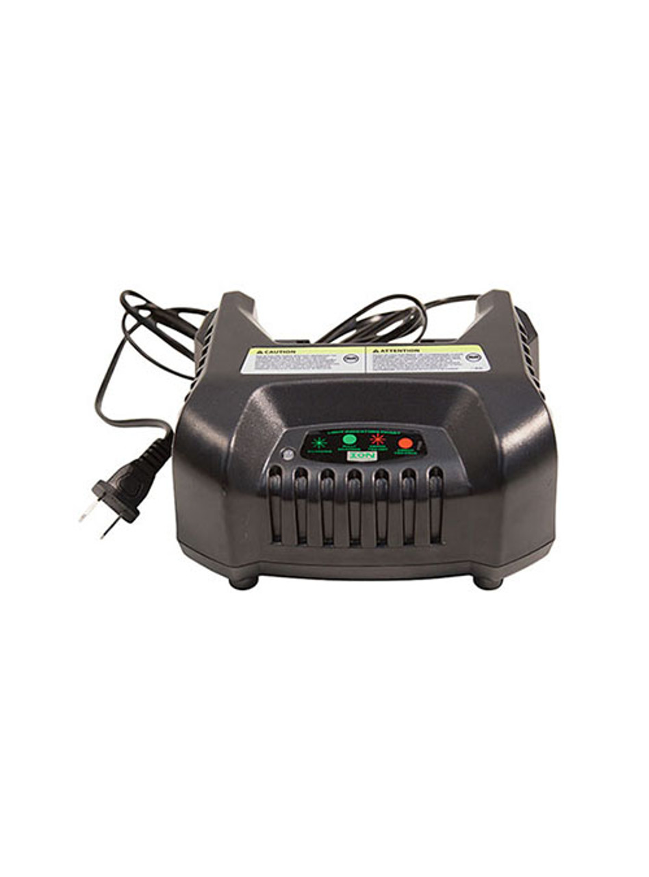 ION CHARGER FOR BOTH 3 AMP AND 5 AMP ION-X BATTERIES