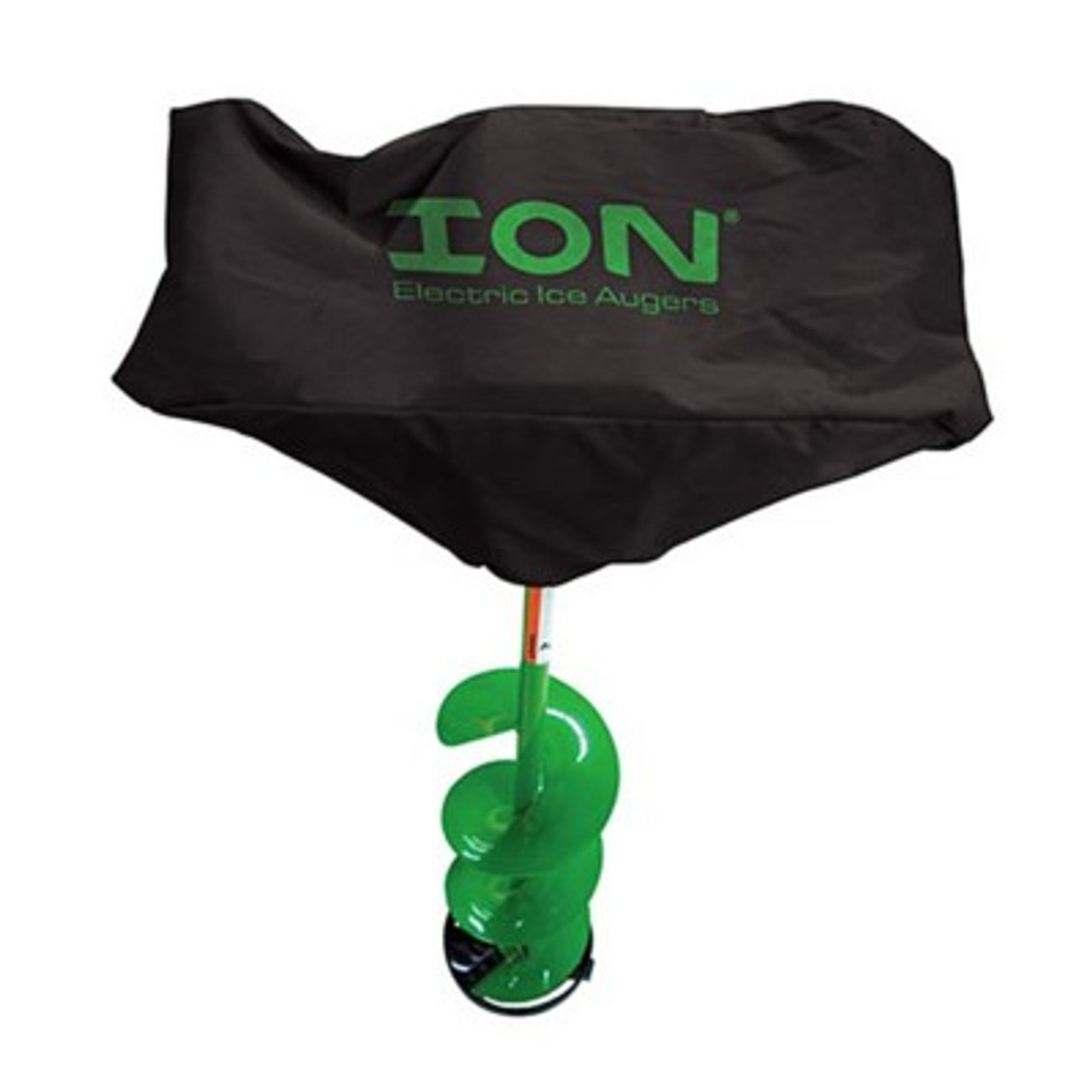ION Covers Power Head from Dust and debris!