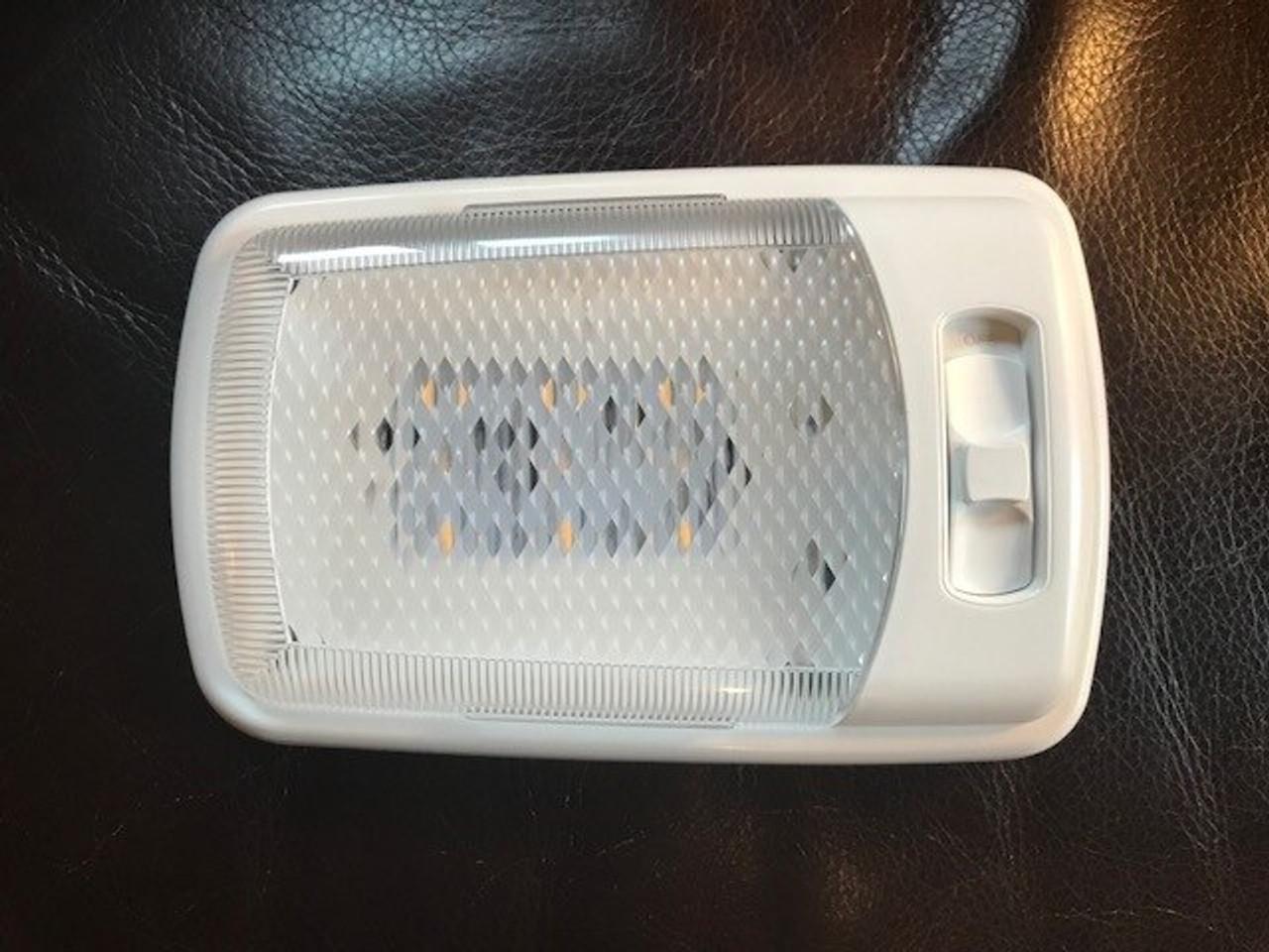 LED LOW PROFILE DOME LIGHT