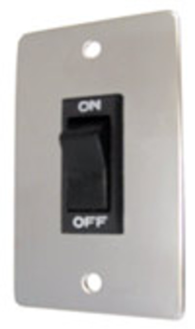 flush mount switch, 12 volt only