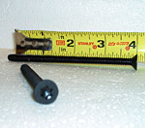 """4"""" Tappers For Fish House Floors"""