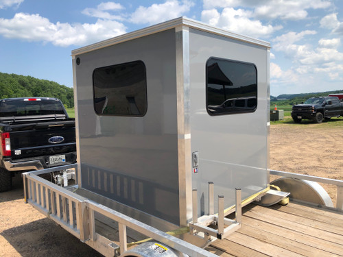Deluxe Small Skid Houses