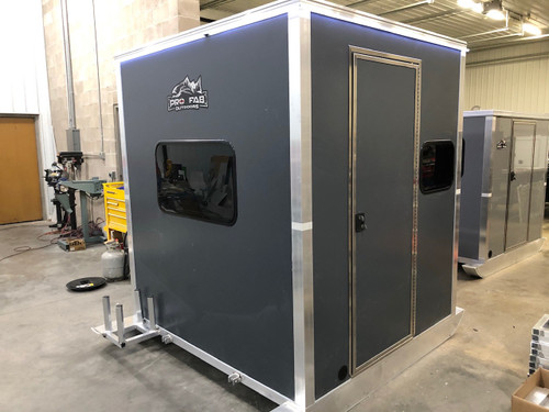 Deluxe Mid Size Skid Houses