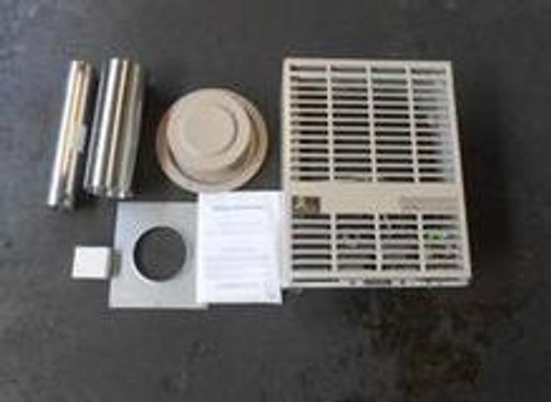 WALL MOUNT KIT INCLUDES VENTING PIPES AND VENT CAP