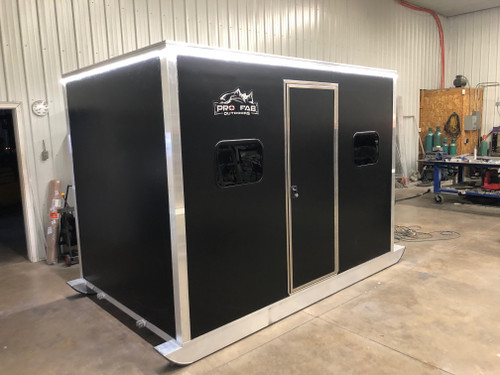 Deluxe Large Skid Houses