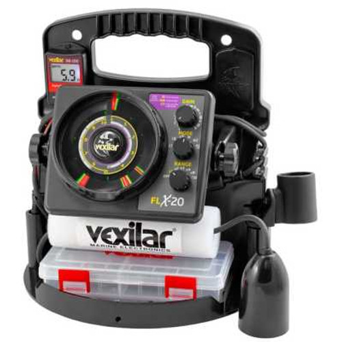 VEXILAR PROPACK FITS NICE IN A 5 GALLON BUCKET