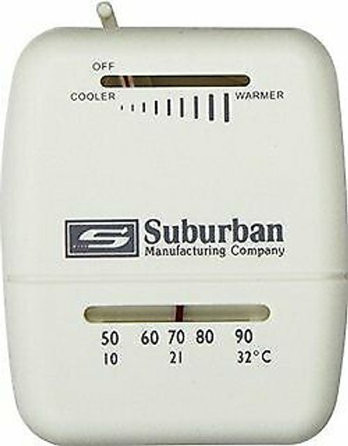 Suburban Heat Only Thermostat