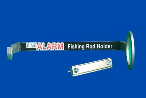 LINE ALARM MAGNETIC ROD HOLDER