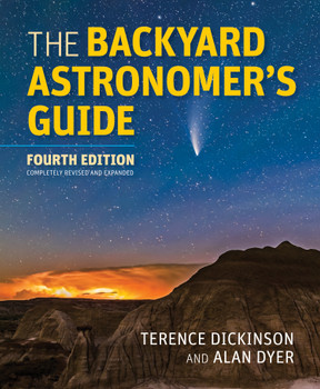 Firefly Books The Backyard Astronomer's Guide Fourth Edition