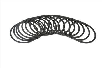 T-2 Spacer Ring Set,15 Rings (0.6/0.8/1.0/1.2/1.4mm)