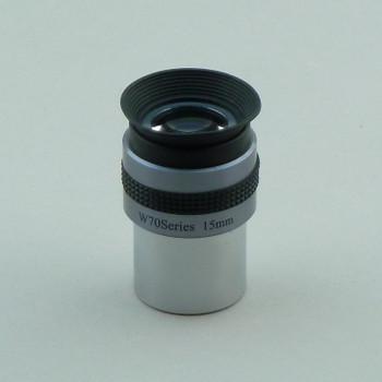 Antares 15mm, 70deg.AF W70 Series, 1.25in Eyeshield, m.c.