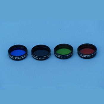 Antares (4) Filter set #11,#21,#80A,ND25