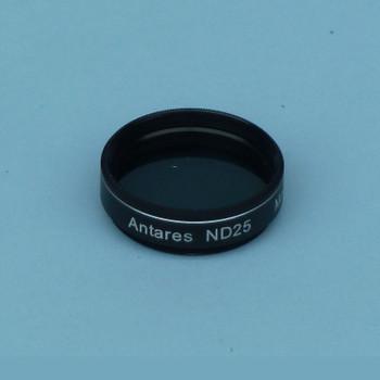 Antares 1.25in ND Filter, 25% Transmission