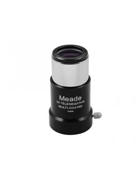"""#126 2X Short-Focus Barlow Lens (1.25"""")"""