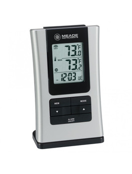 Personal Weather Station with Quartz Clock