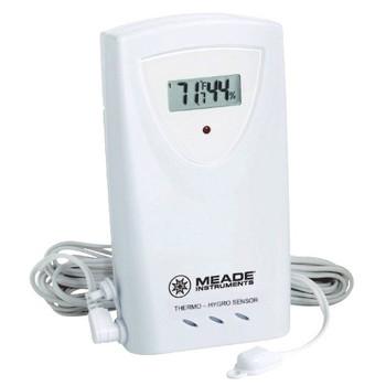 Wireless remote temperature & humidity sensor
