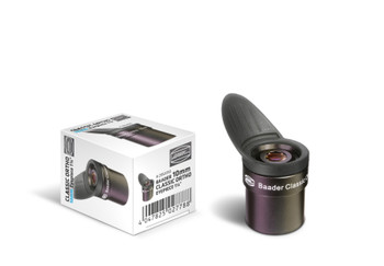 Baader Classic Ortho 10mm Eyepiece (HT multi-coated) w/winged eyecup