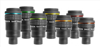 Complete Eyepiece Set - consisting of all 7 Hyperion Eyepieces