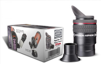 Hyperion Aspheric 72 degree 31mm Eyepiece, with New Winged Eyeshield