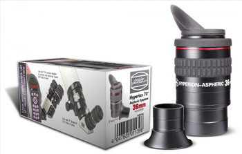 Hyperion Aspheric 72 degree 36mm Eyepiece, with New Winged Eyeshield