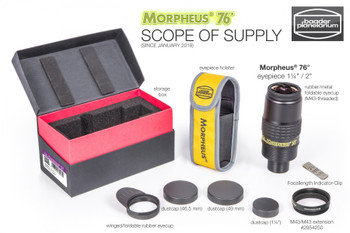Baader MORPHEUS 76° Eyepiece 6.5mm