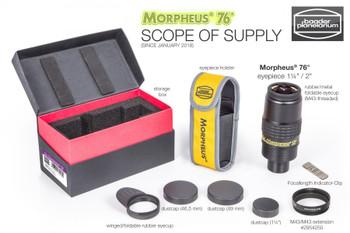 Baader MORPHEUS 76° Eyepiece 17.5mm