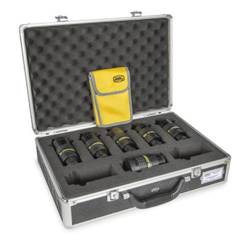 Complete Eyepiece Set - consisting of all 6 Morpheus Eyepieces
