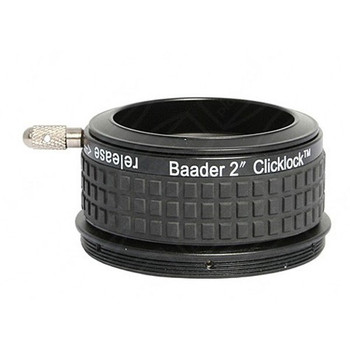 "Baader 2"" Clicklock Clamp for TEC/AP (external 2.7"" Thread)"