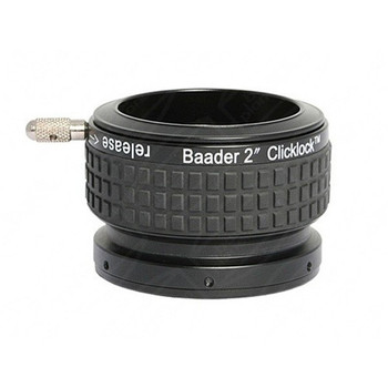 "Baader 2"" Clicklock Clamp for SCT (internal 2"" Thread)"