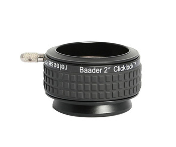 "Baader 2"" ClickLock Clamp S57 / Newton Ring-Dovetail (Celestron / SkyWatcher)"