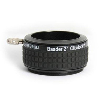 "Baader 2"" Clicklock Clamp for Vixen (external M60 Thread)"