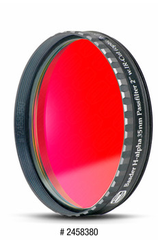 "H-Alpha 35nm CCD Filter, 2"" (with LPFC)"