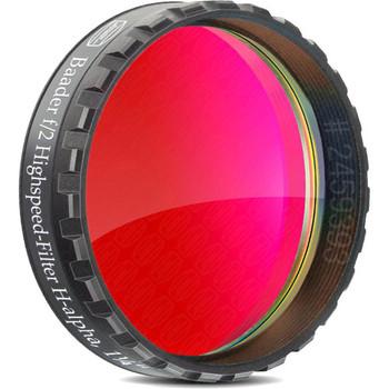 "Baader f/2 Highspeed-Filter H-Alpha 1 ¼"" (with LPFC)"