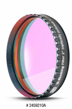 """Baader RGB Filter Set 2"""" with UV/IR Cut L-Filter and Clear Filter (Optically Polished, with LPFC)"""