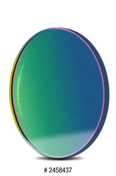 Narrowband O-III (8.5nm) CCD-Filter, 50.4 x 3mm Round (without Cell)