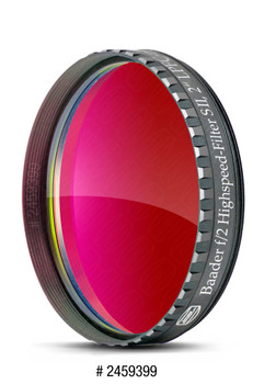 """Baader f/2 Highspeed-Filter S-II 2"""" (with LPFC) NEW"""