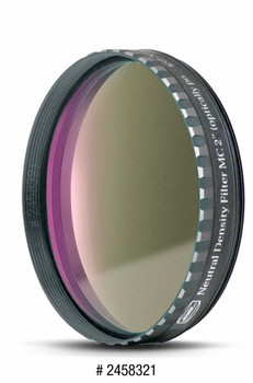 "Neutral Density Filter 2"", Multicoated / ND 0.6"