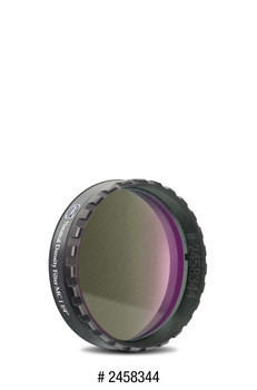 "Neutral Density Filter 1.25"", Multicoated / ND 0.9"