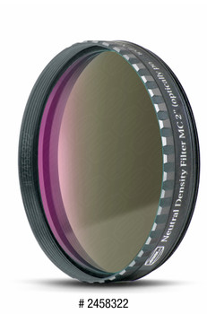 "Neutral Density Filter 2"", Multicoated / ND 0.9"