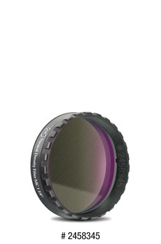 "Neutral Density Filter 1.25"", Multicoated / ND 1.8"
