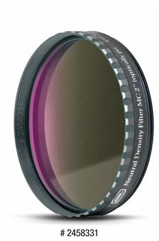 """Neutral Density Filter 2"""", Multicoated / ND 1.8"""