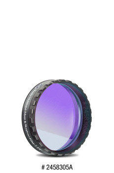 """Moon & Skyglowfilter, 1.25"""" New version w/higher trans"""