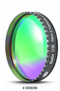 """Baader O-III Nebula Filter, 2"""" Visual"""