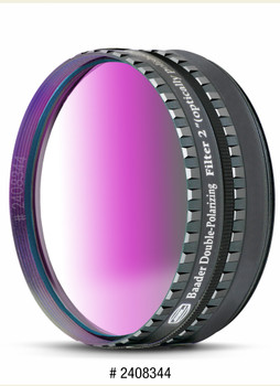 "Baader Polarization Filter, 2"" Double"
